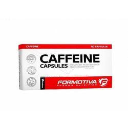 FORMOTIVA CAFFEINE 60KAPS KOFEINA BEZWODNA 200MG