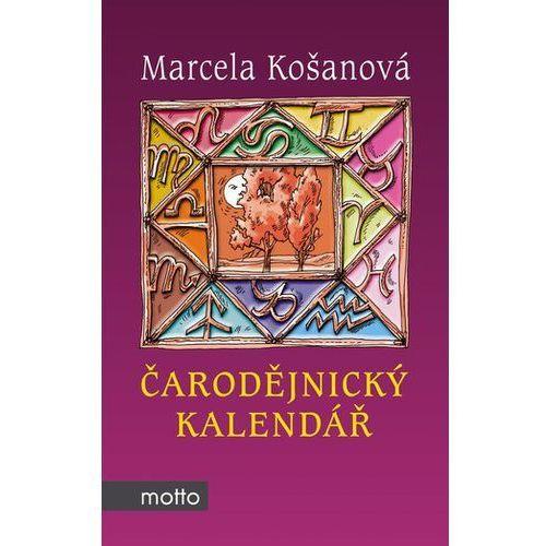 Pozostałe książki, Čarodějnický kalendář Marcela Košanová