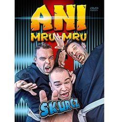 Skurcz (DVD) - Kabaret Ani Mru-Mru DARMOWA DOSTAWA KIOSK RUCHU