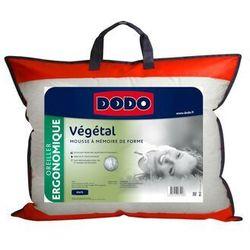 Ergonomiczna poduszka z pamięcią kształtu DODO VEGETAL 45x70cm