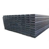 Przęsła i elementy ogrodzenia, Profil ocynkowany 80x20x1,2X6000 szew nienapylony