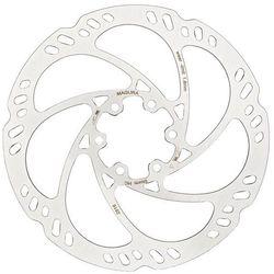Magura Storm HC Tarcza hamulców tarczowych 6-otworów srebrny 160 mm 2018 Tarcze hamulcowe Przy złożeniu zamówienia do godziny 16 ( od Pon. do Pt., wszystkie metody płatności z wyjątkiem przelewu bankowego), wysyłka odbędzie się tego samego dnia.