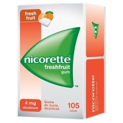 NICORETTE Freshfruit 4mg x 105 gum