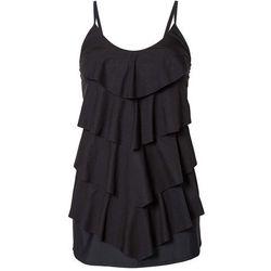 Sukienka kąpielowa shape Level 1 bonprix czarny