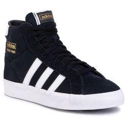 Buty adidas - Basket Profi J FY1058 Cblack/Ftwwht/Goldmt