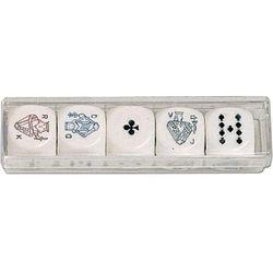 Gra Kości pokerowe Jumbo +DARMOWA DOSTAWA przy płatności KUP Z TWISTO