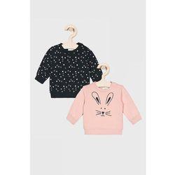 Name it - Bluza dziecięca 56-86 cm (2-pack)