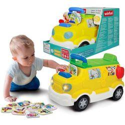 Smily Play Edukacyjne autko jeździk Safari