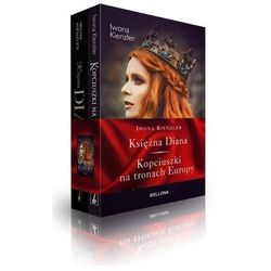 Pakiet: Księżna Diana / Kopciuszki na tronach Europy (opr. broszurowa)