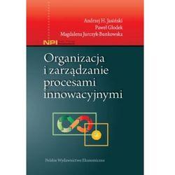 Organizacja i zarządzanie procesami innowacyjnymi (opr. twarda)