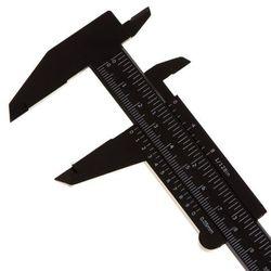 Suwmiarka do brwi 0-15cm - Czarna