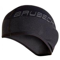 Brubeck HM10020 czapka treningowa dirt czarna