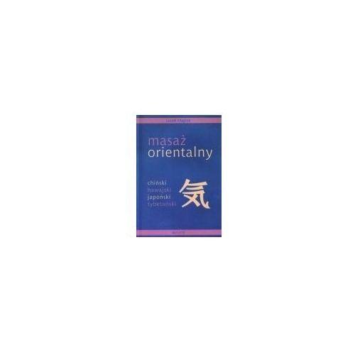 Książki medyczne, Masaż orientalny (opr. broszurowa)
