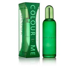 Colour Me Green EDP Woda perfumowana dla mężczyzn 90ml