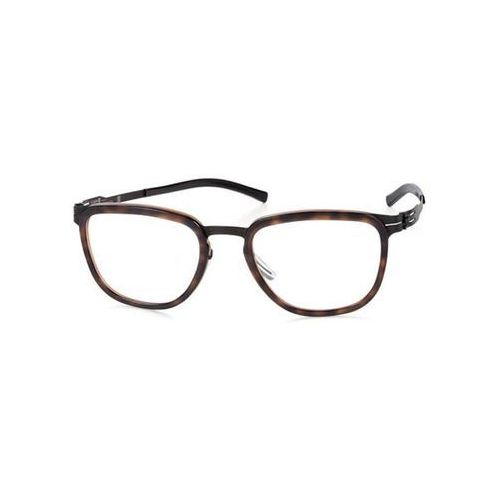 Okulary korekcyjne, Okulary Korekcyjne Ic! Berlin D0015 Kathi B. Black-Tortoise-Shell-Washed