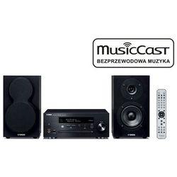 Yamaha MusicCast MCR-N470D (czarny)