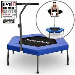 Trampolina fitness 102 cm z uchwytem