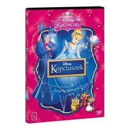 Disney Księżniczka. Kopciuszek [DVD]