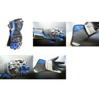 Rękawice motocyklowe, Rękawice motocyklowe BUSE Racing niebieskie