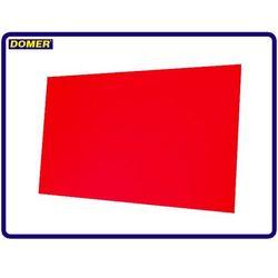 Blacha powlekana czerwona RAL 3011 1250 x 0,5 mm /kg