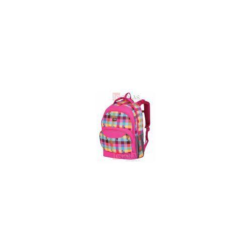 Tornistry i plecaki szkolne, Plecak (tornister) Tiger Neon Discovery 1000g 450x330x220 (31107B)