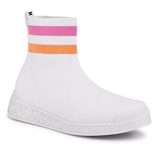 Damskie obuwie sportowe, Sneakersy VERSACE JEANS COUTURE - E0VVBSP2 71525 003
