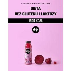 Jadłospis Dieta bez glutenu i laktozy - 1500 kcal / Dieta sokowa / Detoks sokowy