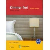 Książki do nauki języka, Zimmer Frei Neu Lehr- Und Arbeitsbuch Z 3 Płytami Cd (opr. miękka)