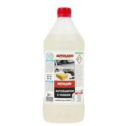 Auto szampon Autoland Nano+ z woskiem NANO+ 1 l
