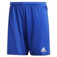 Odzież do sportów drużynowych, Spodenki piłkarskie Adidas Parma 16 Jr Short 152cm