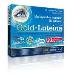 OLIMP Gold Luteina 30 kaps.