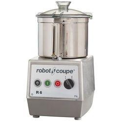 Cutter-wilk, 1500/3000 obr./min, 7 l, 1,3 kW   ROBOT COUPE, R6