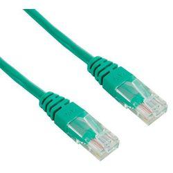 4World kabel krosowy RJ45, bez osłonki, Cat. 5e UTP, 5 m, zielony (04726) Darmowy odbiór w 21 miastach!