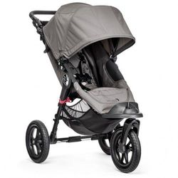 Wózek BABY JOGGER City Elite Single szary 13411 + DARMOWY TRANSPORT!