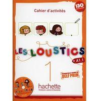 Książki do nauki języka, Les Loustics 1 A1.1 cahier d'activites + CD (opr. miękka)