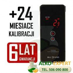 ✭✭✭ ALKOMAT ELEKTROCHEMICZNY AlcoFind AF-35C + GWARANCJA 6 LAT