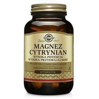 Witaminy i minerały, Magnez cytrynian 60tabl