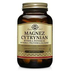 Magnez cytrynian 60tabl