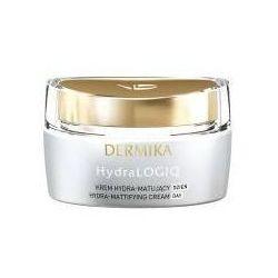 Dermika HydraLOGIQ, hydra-matujący krem na dzień 30+, cera normalna i mieszana, 50ml