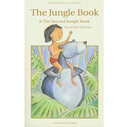 Książki dla dzieci, Jungle Book & Second Jungle Book (opr. miękka)
