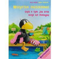 Książki dla dzieci, Mały Kruk. Wszystko zniszczone! (opr. broszurowa)