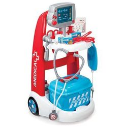 Smoby Elektroniczny wózek medyczny
