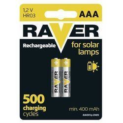 Akumulator R03/400 Raver Solar B7414 B2