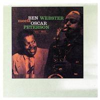 Pozostała muzyka rozrywkowa, BEN WEBSTER MEETS OSCAR PETERSON - Ben Webster (Płyta CD)