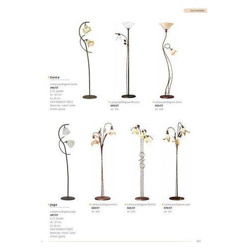 Lampy stojące, Lampa podłogowa Joga