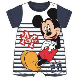 Disney by Arnetta ubranko chłopięce Mickey Mouse 68 niebieskie