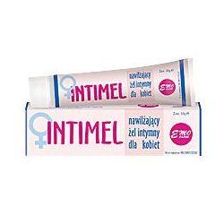 EMO INTIMEL Żel nawilż.intymny d/kobiet - - 30 g