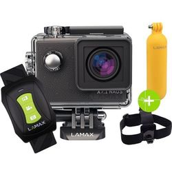 Kamera sportowa LAMAX X7.1 Naos + AKCESORIA + karta pamięci KINGSTON 32GB Class10 U3 ★★★ ZOBACZ Zestawy Specjalne ★★★ - BEZPŁATNY ODBIÓR: WROCŁAW!