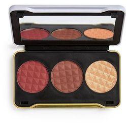 Makeup Revolution X Patricia Bright Zestaw do konturowania twarzy Dusk Til Dawn