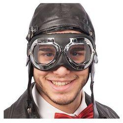Okulary motocyklisty - 1 szt.